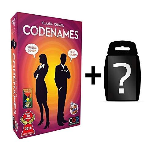 Codenames Spielanleitung